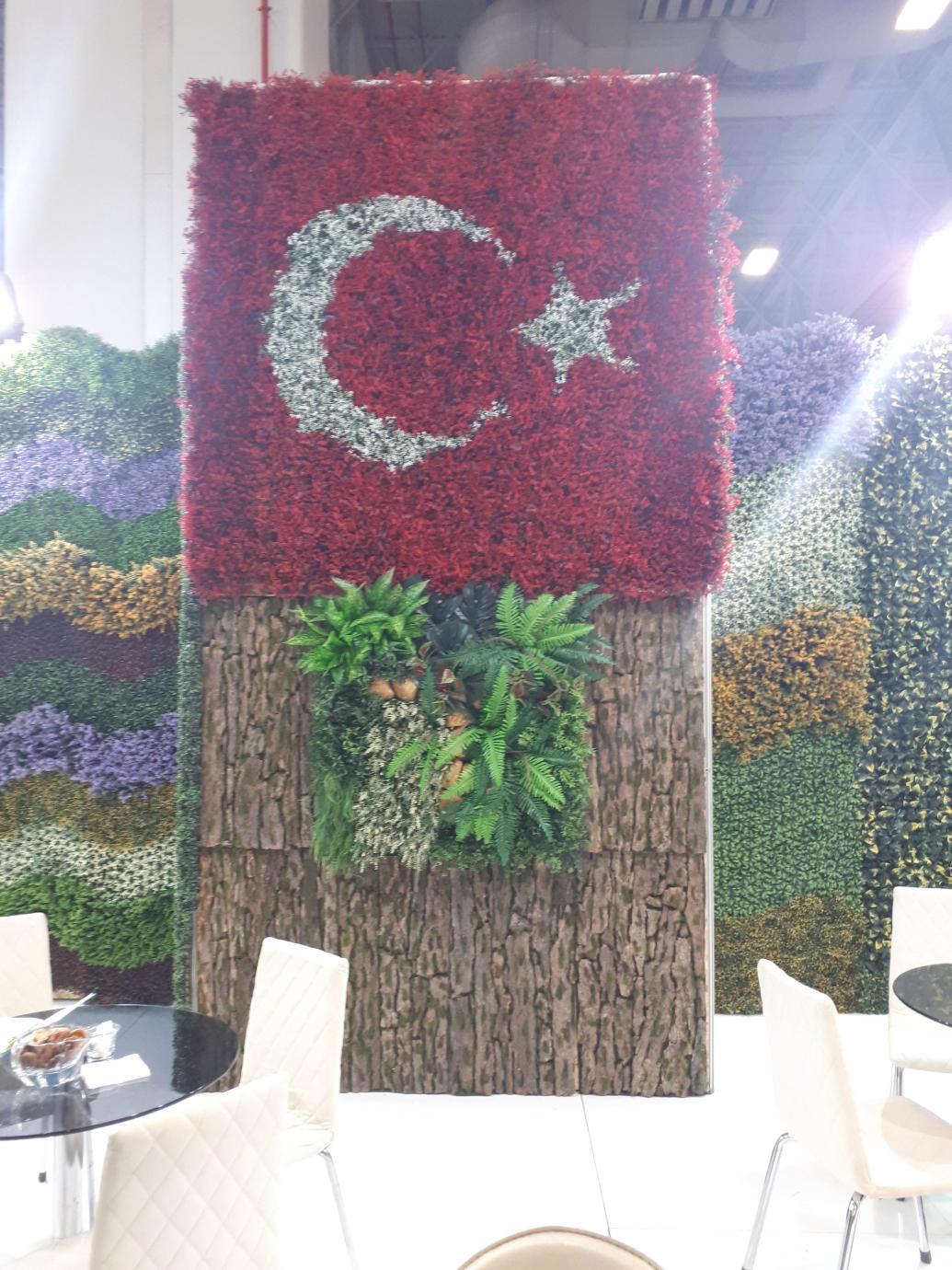 Представители на Н2О СИСТЕМ посетиха международния панаир ЕURASIA PLANT FAIR / Flower Show Istanbul 2018г.